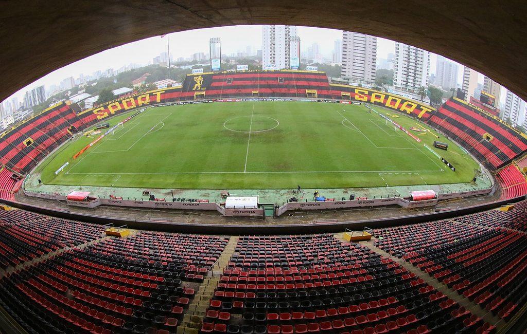 Ilha do Retiro: estádio mais antigo entre os três tradicionais de Pernambuco, a casa do Sport foi inaugurada em 1937. Atualmente, comporta 30 mil torcedores