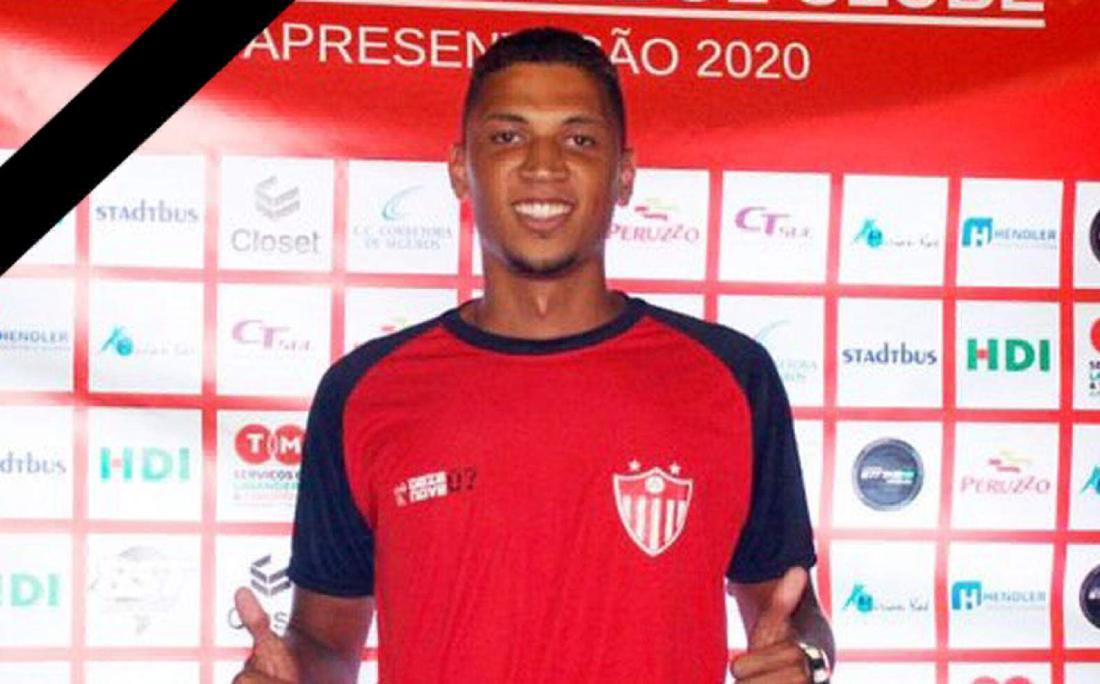 Tiago Cortes, 22 anos, era zagueiro e jogava no Guarany de Bagé