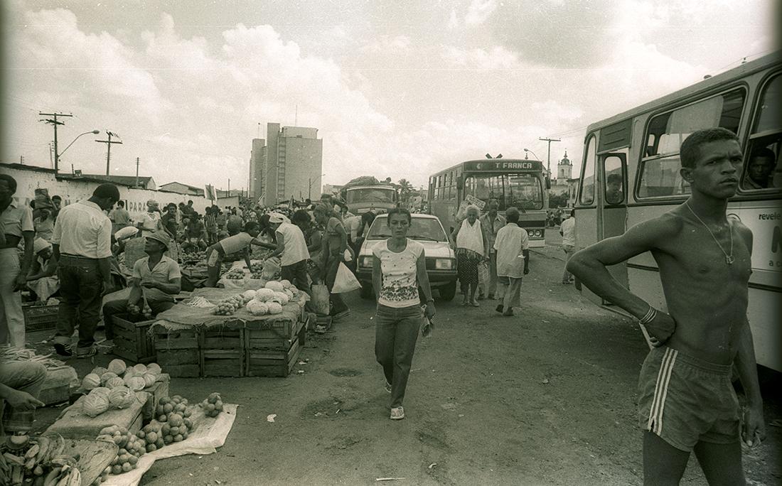 Feira de São Joaquim, 1983.
