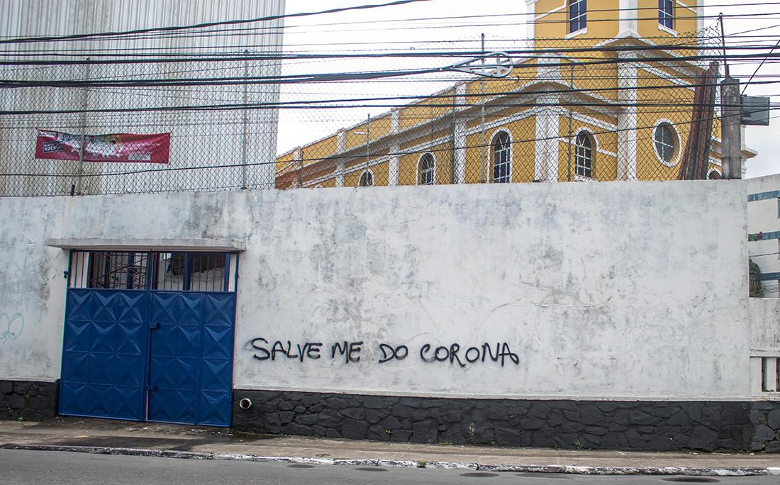 Na próxima sexta-feira (22), as medidas de isolamento mais rígidas passam a valer também no bairro de Brotas.