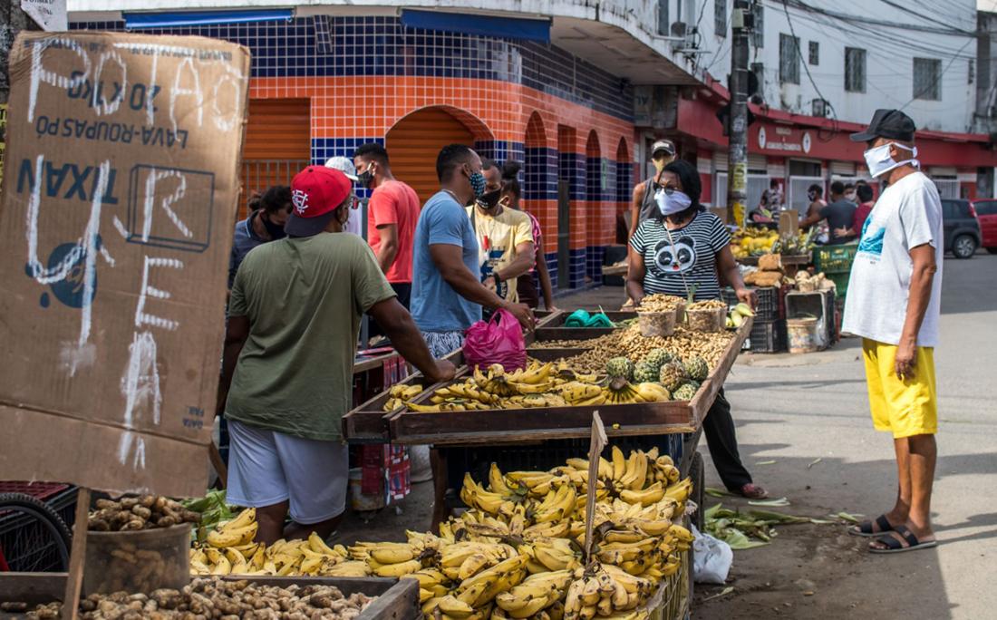 Na próxima quinta-feira, passam a valer as medidas restritivas para diminuir conter a taxa de transmissão do coronavírus no bairro de Periperi.