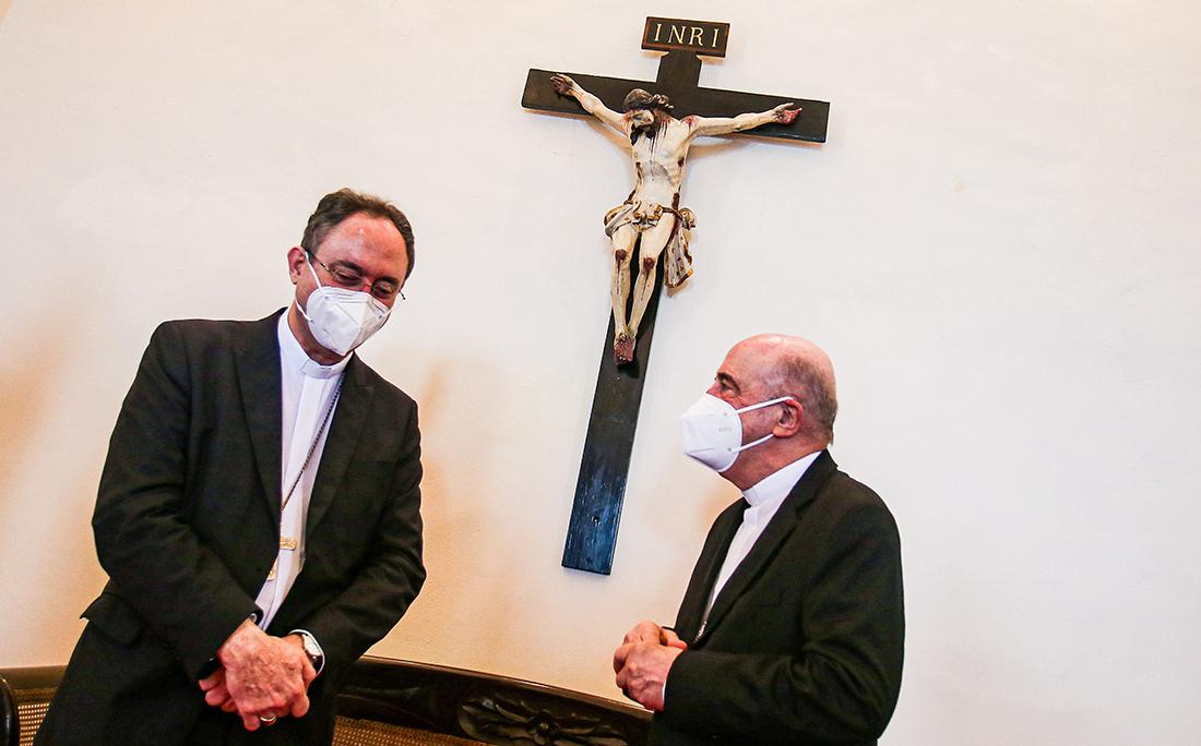 O Cardeal Dom Sergio da Rocha sucedeu a Dom Murilo Krieger, que esteve à frente da Igreja Católica por nove anos.
