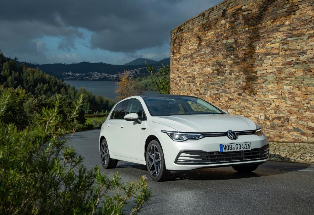 Por enquanto, a nova geração do Volkswagen Golf não está prevista para o Brasil