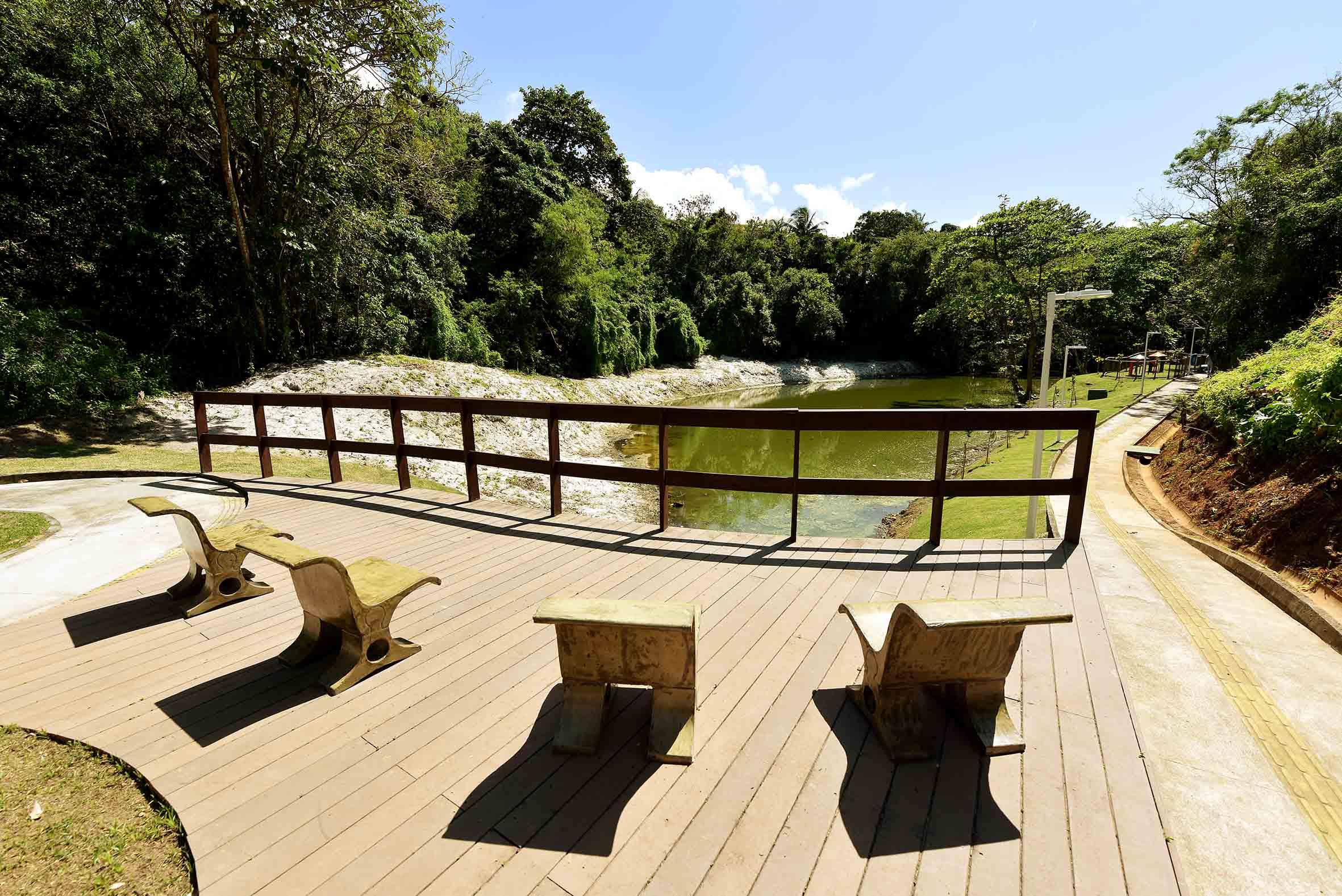 Parque Lagoa dos Pássaros, Stiep