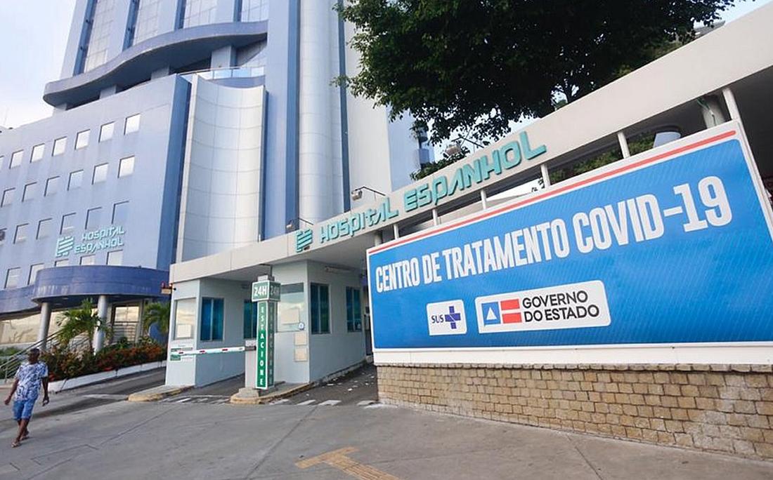 hospital espanhol