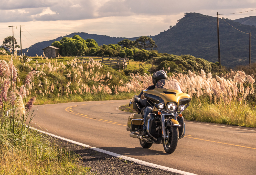 Touring: Harley-Davidson Ultra Limited