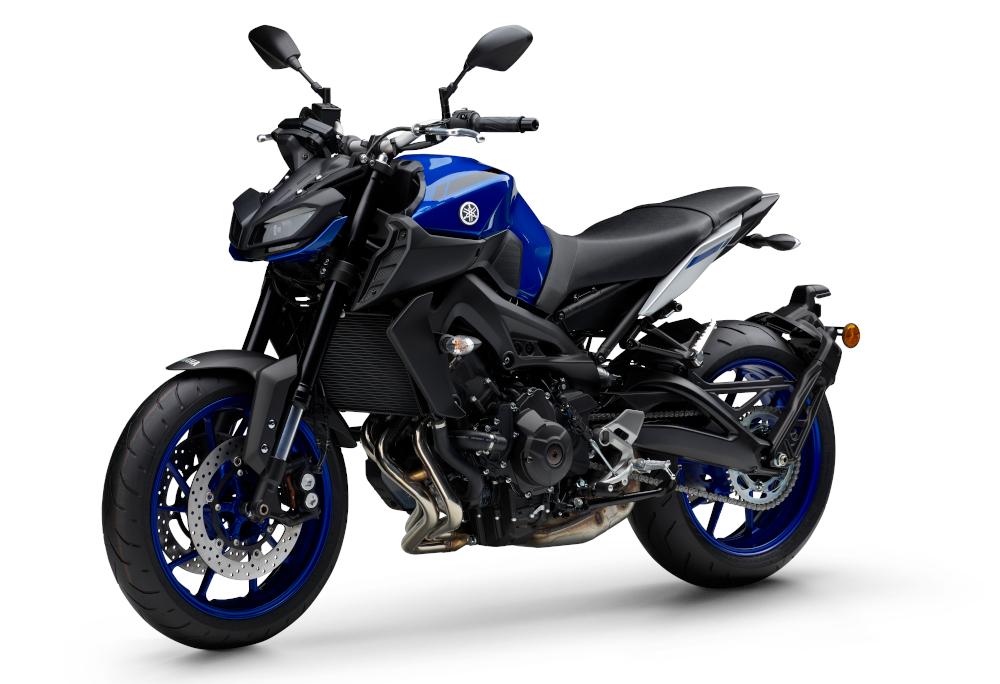 Naked: Yamaha MT-09
