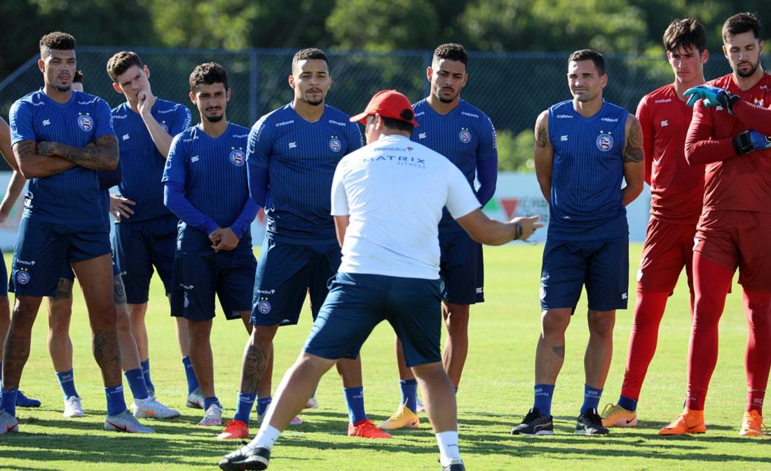 Bahia de Dado Cavalcanti vive situação complicada na reta final do Campeonato Brasileiro