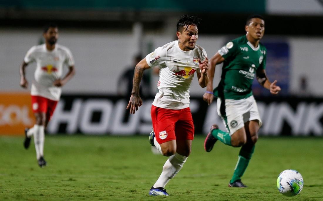 Goiás e Red Bull Bragantino empataram em 0x0