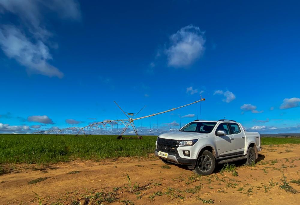 A Chevrolet S10 foi a quinta picape mais emplacada em 2020 na Bahia