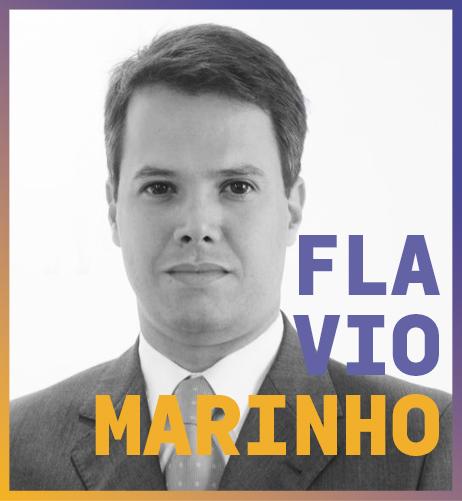 imagem do palestrante do agenda bahia seminário cidades Flavio Marinho