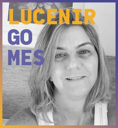 imagem da palestrante do agenda bahia seminário cidades Lucenir Gomes