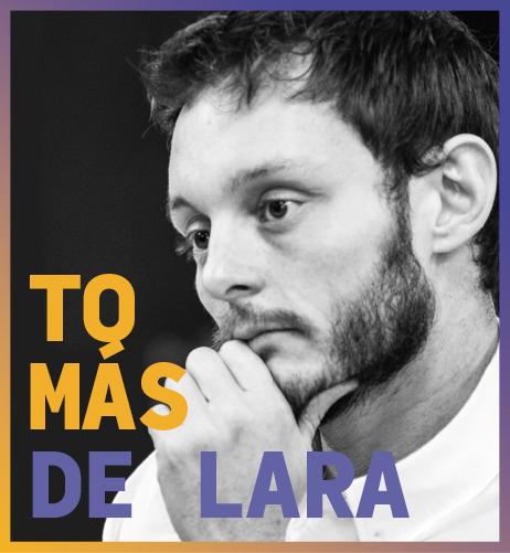 imagem do palestrante do agenda bahia seminário cidades Tomas de Lara